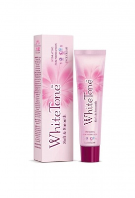White Tone Soft and Smooth Sun protection Face Cream 25gm