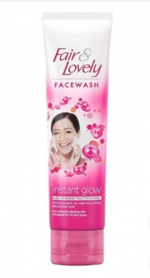 FAIR LOVELY INSTANT GLOW FACE WASH